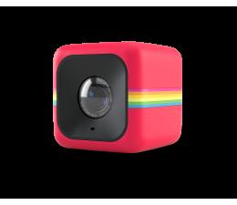 Polaroid Cube czerwona