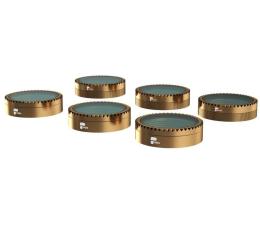 PolarPro 6 filtrów Cinema do Mavic Air ND4 - ND16 (AR-CS-6PK)