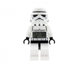 POLTOP LEGO Disney Star Wars Budzik Storm Trooper (9002137)