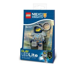 POLTOP LEGO Nexo Knight Clay brelok z latarką (LGL-KE87)