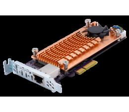 QNAP QM2-2P10G1T (2x SSD M.2 2280 NVMe 1x10Gbit)  (QM2-2P10G1T (PCIe Gen2 x4) )