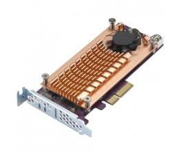QNAP QM2-2S-220A (2x SSD M.2 22110/2280 SATA)  (QM2-2S-220A (PCIe Gen2 x2) )