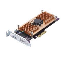 QNAP QM2-2S (2x SSD M.2 22110/2280 SATA)  (QM2-2S (PCIe Gen2 x2))