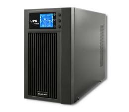 Qoltec Monolith 3000VA / 2400W 2xIEC,RJ-45,USB (53043)