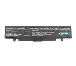 Qoltec Samsung R580, 5200mAh, 10.8-11.1V (7583.R580)