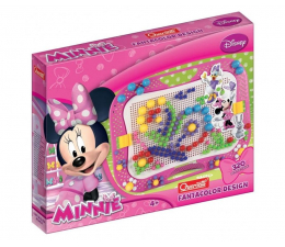 Quercetti Disney Mozaika Fantacolor design Minnie 320 EL (040-0906)