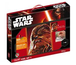 Quercetti Disney Mozaika Pixel Star Wars Chewbacca 5600 el. (040-0847)