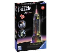 Ravensburger 3D Empire State Building nocą (RAP125661)