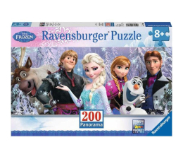 Ravensburger Disney Frozen Panorama 200 el. (128013)