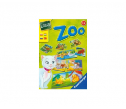 Ravensburger LOGO Zoo (GR-2512 RAG243600)