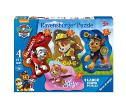 Ravensburger Psi Patrol Kształty 4 w 1 (RAP070329)