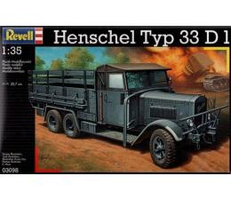 Revell Henschel Type 33 D1 (03098)