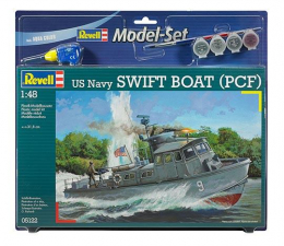 Revell Model Set US Navy Swiftboat (PCF) (65122)
