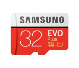 Samsung 32GB microSDHC Evo Plus zapis20MB/s odczyt95MB/s  (MB-MC32GA/EU)