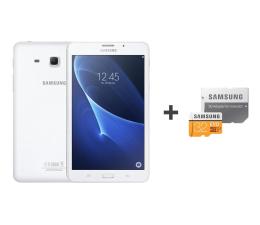 Samsung Galaxy Tab A 7.0 T285 8GB LTE biały + 32GB (SM-T285NZWAXEO+MB-MP32GA/EU)