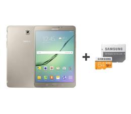 Samsung Galaxy Tab S2 8.0 T719 32GB LTE złoty + 64GB (SM-T719NZDEXEO+MB-MP64GA/EU)
