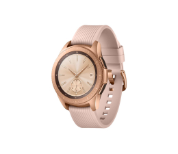 Samsung Galaxy Watch 42mm Rose Gold  (SM-R810NZDAXEO)