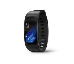 Samsung Gear Fit 2 (L) SM-R3600 czarny (SM-R3600DAAXEO)