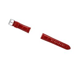 Samsung Skórzany pasek do Galaxy Gear S3 Czerwony (ET-YSA76MREGWW)