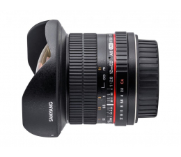 Samyang 12mm F2.8 ED AS Fish-Eye Canon