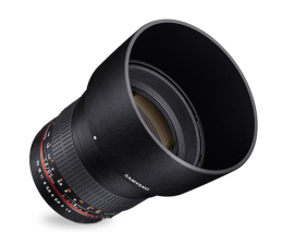 Samyang 85mm F1.4 AS Canon (B004CS5VUK)