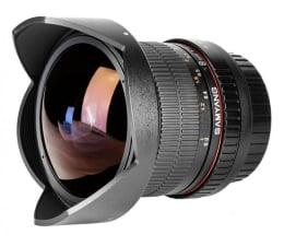 Samyang 8mm F3,5 FISH EYE CS II Canon (B009YTQFF2)