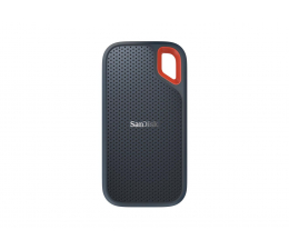 SanDisk 500GB Extreme Portable SSD czarny USB 3.1 (SDSSDE60-500G-G25)