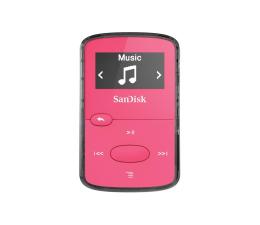 SanDisk Clip Jam 8GB różowy (SDMX26-008G-G46P)