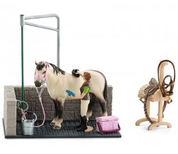 Schleich Myjnia dla koni (42104 )