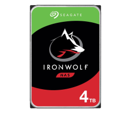 Seagate IronWolf 4TB 5900obr. 64MB  (ST4000VN008)