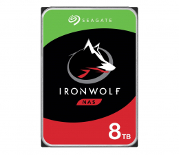Seagate IronWolf 8TB 7200obr. 256MB  (ST8000VN0022)
