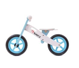 SHIRU Rowerek biegowy niebieski (SROW-02)