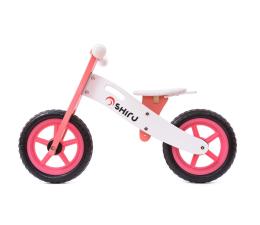 SHIRU Rowerek biegowy różowy (SROW-03)