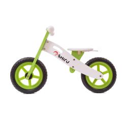 SHIRU Rowerek biegowy zielony (SROW-01)