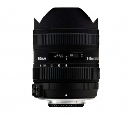 Sigma 8-16mm f4.5-5.6 DC HSM Rybie Oko Pentax (OSDP8-16/4.5-5.6 DC HSM)