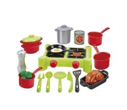 Simba Ecoiffier Chef Zestaw z kuchenką (3280250026495 )