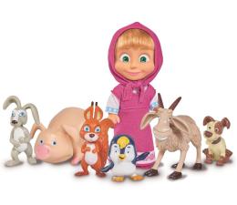 Simba Masza i Niedźwiedź Masza i jej przyjaciele (4006592012120)