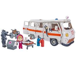 Simba Masza i Niedźwiedź Zestaw ambulans  (4006592998639)