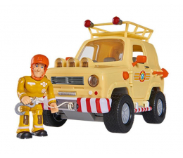 Simba Strażak Sam Jeep ratunkowy (4006592006228  )