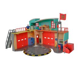 Simba Strażak Sam Nowa Stacja ratunkowa z figurką (4052351013372)