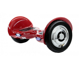 """SKYMASTER 2 Wheels 10"""" czerwona"""