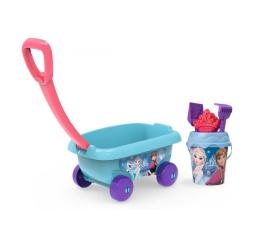 Smoby Disney Frozen Wózek z akcesoriami do piasku  (3032168670013)
