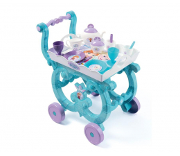 Smoby Disney Frozen  Wózek z zastawą  (3032163105770)