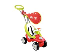 Smoby Jeździk Bubble Go 2w1 czerwony  (720103)