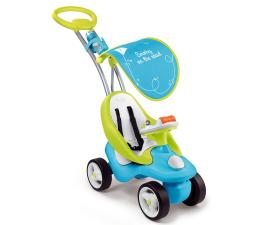 Smoby Jeździk Bubble Go 2w1 niebieski  (720101)