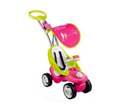 Smoby Jeździk Bubble Go 2w1 różowy (3032167201027)