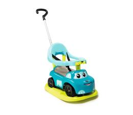 Smoby Jeździk Ride On 4w1 niebieski z klaksonem (3032167206152)
