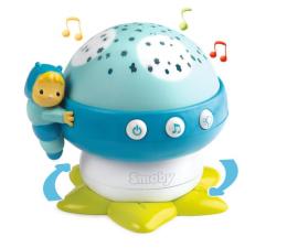 Smoby Projektor grzybek światło dźwięk Cotoons niebieski (3032161101095)