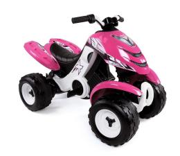 Smoby Quad elektryczny X Power Różowy (3032160330496)