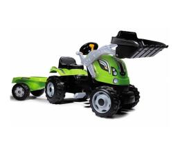 Smoby Traktor Farmer MAX z przyczepą  (3032167101099)